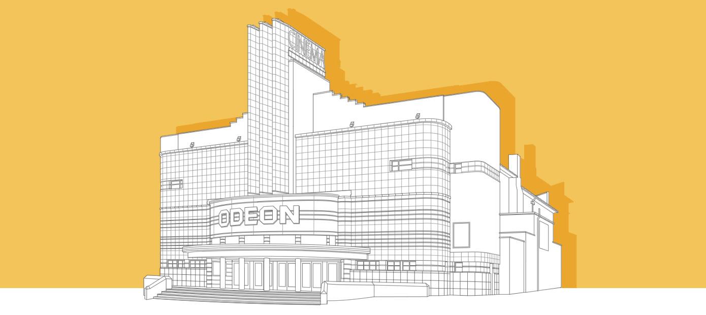 Odeon Cinema Kingstanding, Birmingham