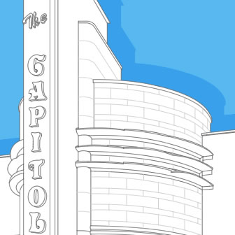 The Capitol Cinema Radford, Nottingham