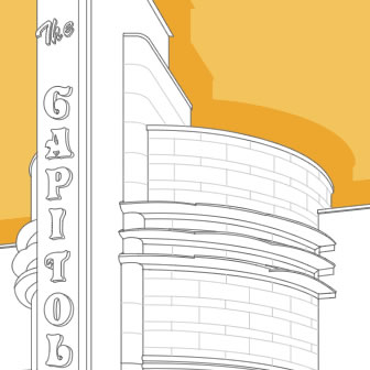 Capitol Cinema Radford, Nottingham