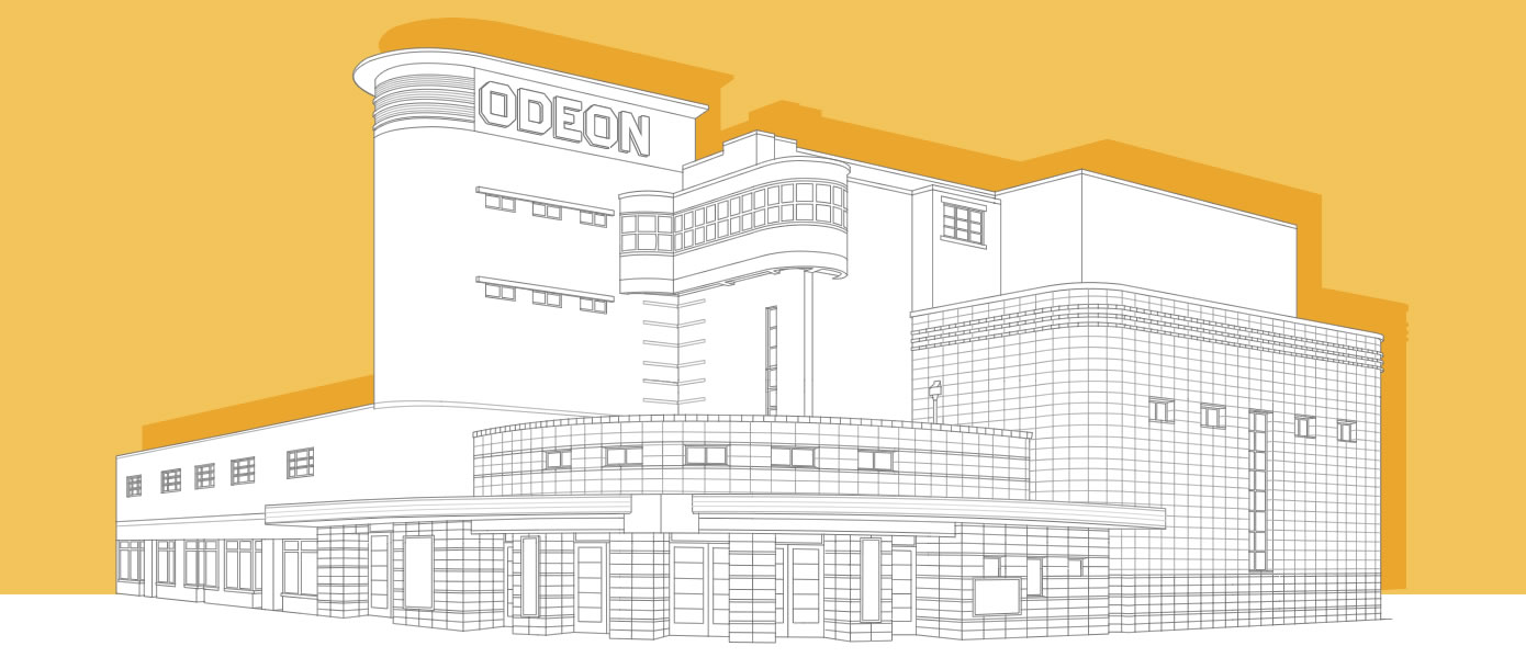 Odeon Cinema Morecambe, Lancashire
