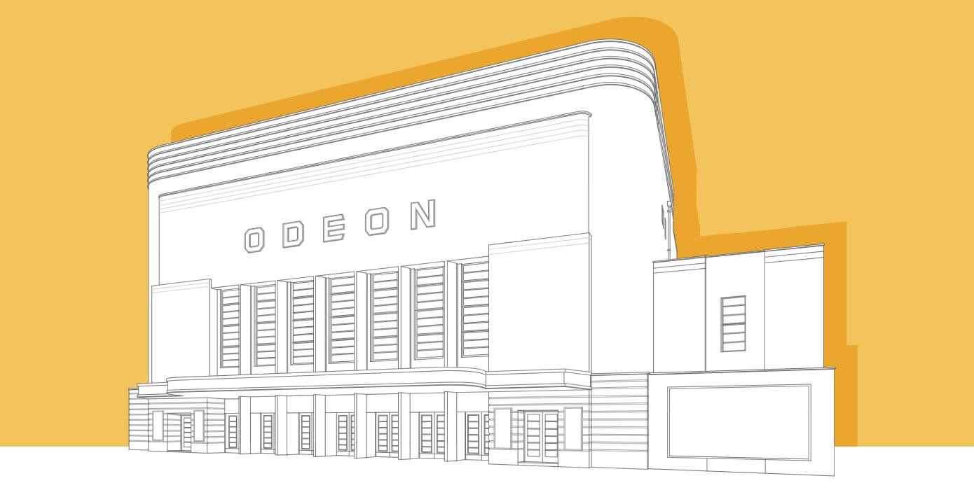 Odeon Cinema Swiss Cottage, London