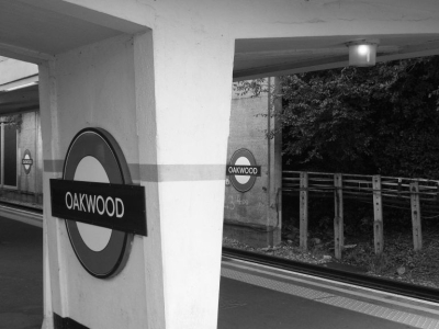 Oakwood Underground Station